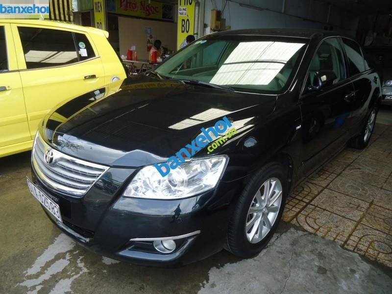 Xe Toyota Camry 2.4G 2007-0