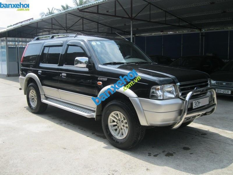 Xe Ford Everest 2.5 MT 2006-1