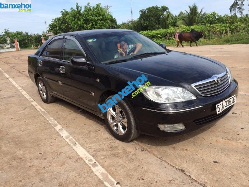 Xe Toyota Camry 2.4G 2003-0