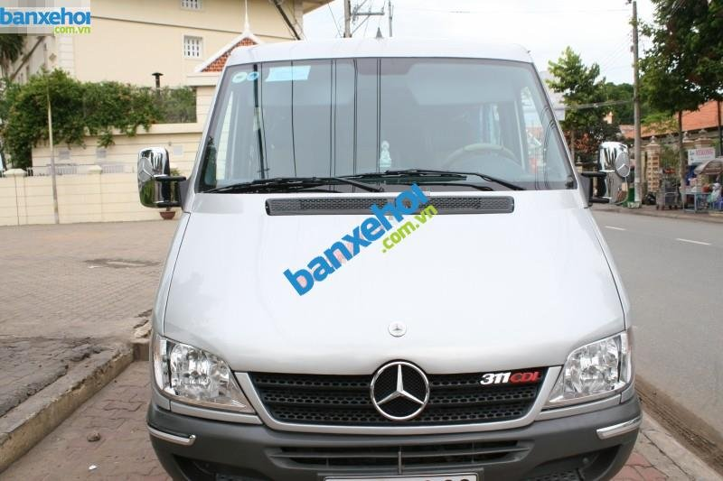 Xe Mercedes-Benz Sprinter 311 2006-0