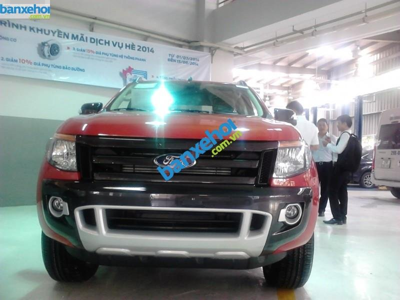 Xe Ford Ranger WildTrack 3.2L AT 2014-0