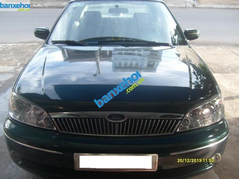 Xe Ford Laser LX 2003-0