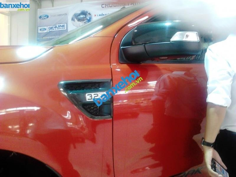 Xe Ford Ranger WildTrack 3.2L AT 2014-2