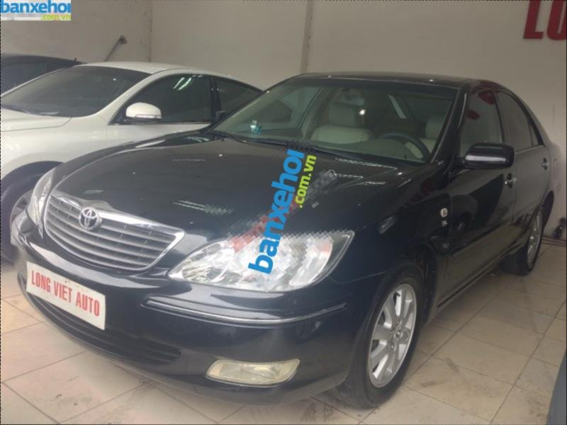Xe Toyota Camry 3.0 2004-0