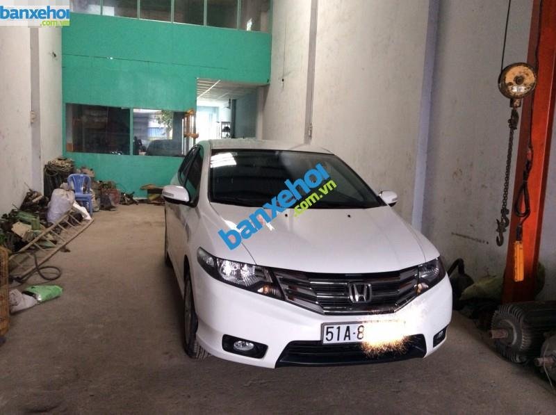 Xe Honda City AT 2014-0