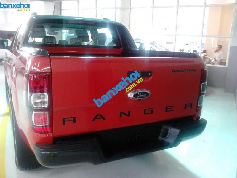 Xe Ford Ranger WildTrack 3.2L AT 2014-5