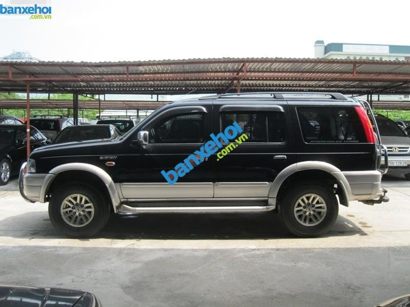Xe Ford Everest 2.5 MT 2006-9