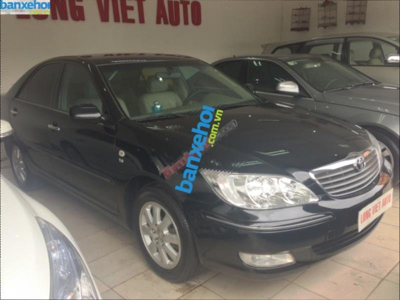 Xe Toyota Camry 3.0 2004-1