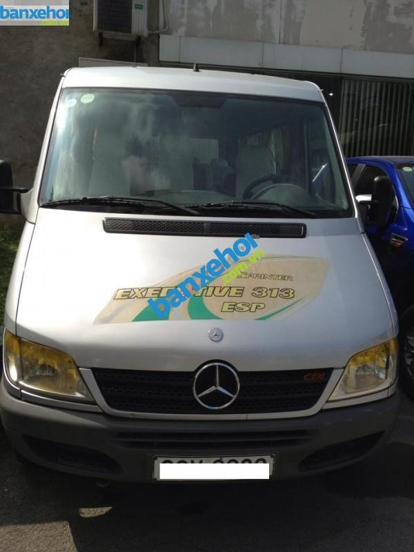 Xe Mercedes-Benz Sprinter  2009-1