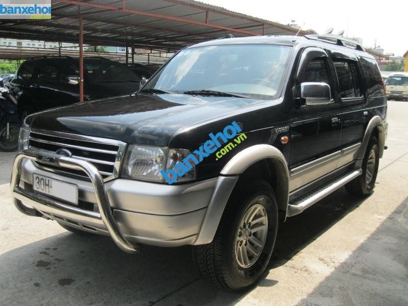 Xe Ford Everest 2.5 MT 2006-0
