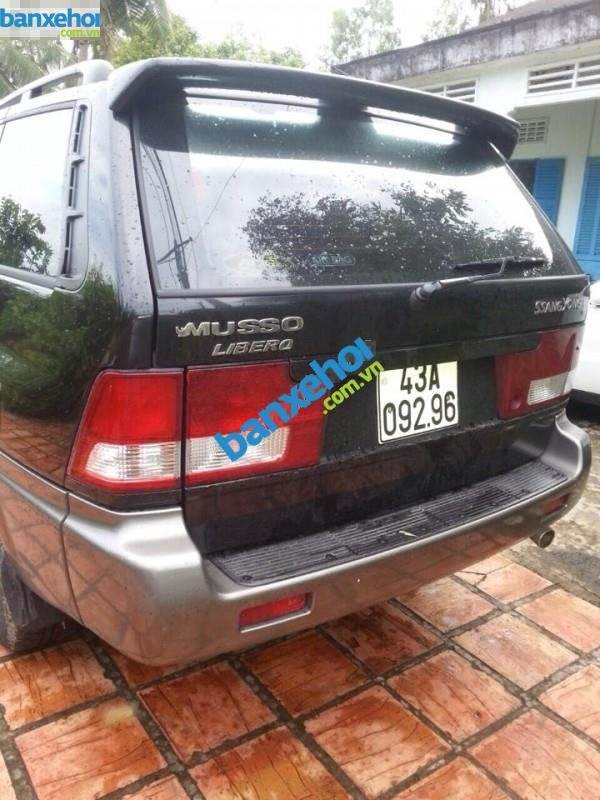 Xe Ssangyong Musso  2004-4