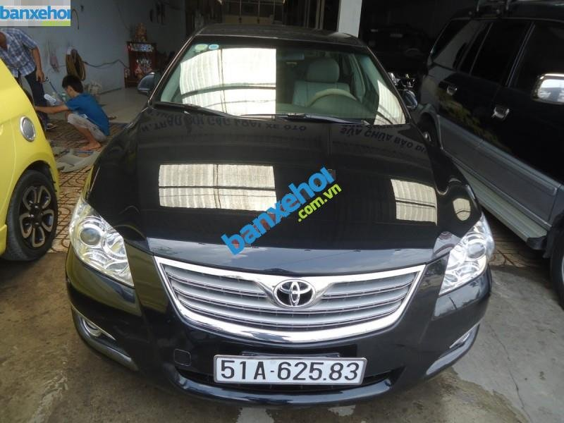 Xe Toyota Camry 2.4G 2007-1