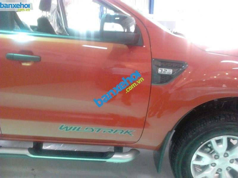 Xe Ford Ranger WildTrack 3.2L AT 2014-7