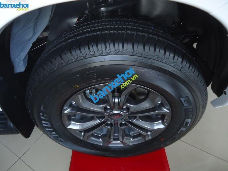 Xe Toyota Fortuner TRD Sportivo 4x2AT 2014-1