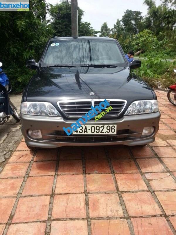 Xe Ssangyong Musso  2004-1