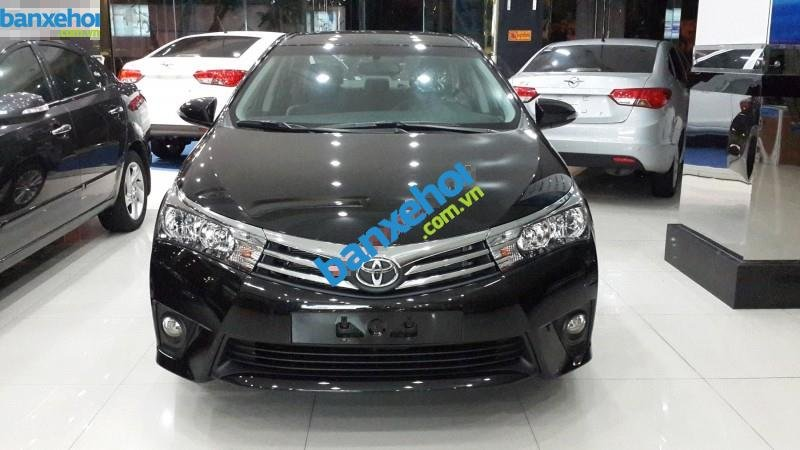 Xe Toyota Corolla altis 1.8AT 2014-1