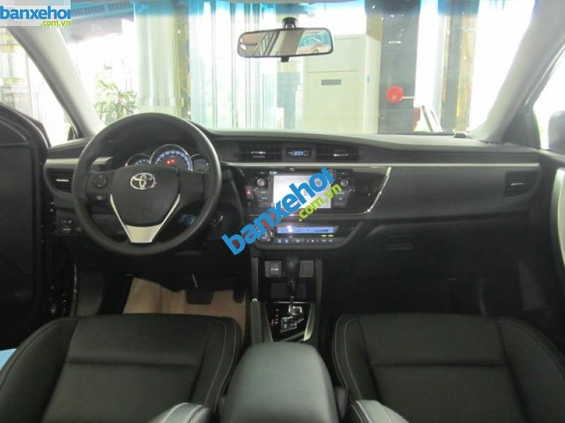 Xe Toyota Corolla altis 1.8AT 2014-4