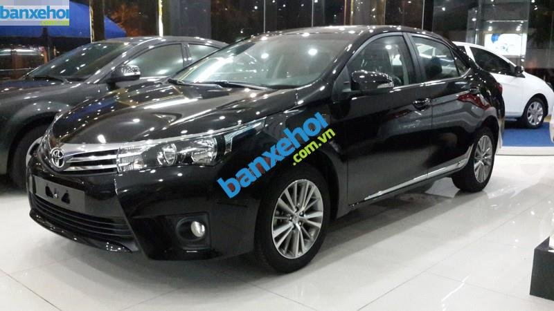 Xe Toyota Corolla altis 1.8AT 2014-0
