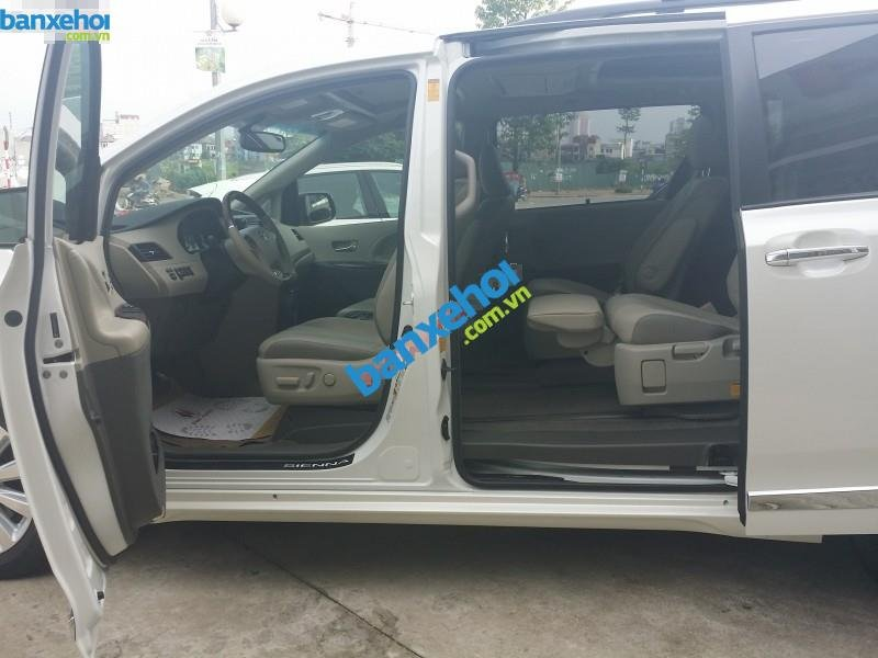 Xe Toyota Sienna 3.5 Limited 2014-9