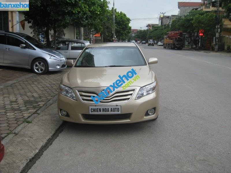 Xe Toyota Camry 2.5 2009-0