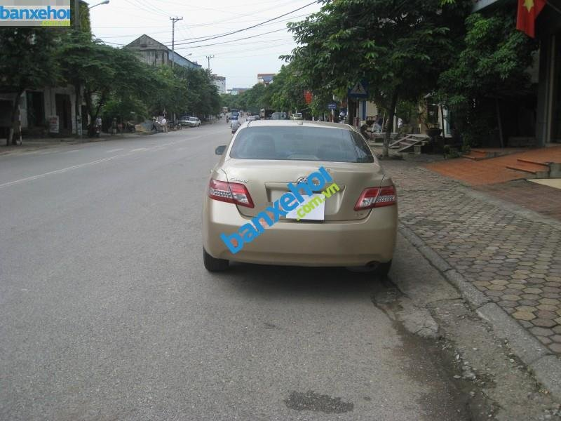 Xe Toyota Camry 2.5 2009-3