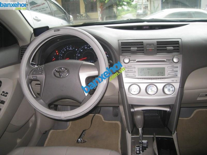 Xe Toyota Camry 2.5 2009-6