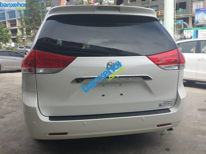 Xe Toyota Sienna 3.5 Limited 2014-2
