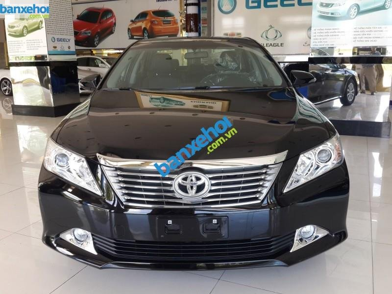 Xe Toyota Camry 2.0AT 2014-1