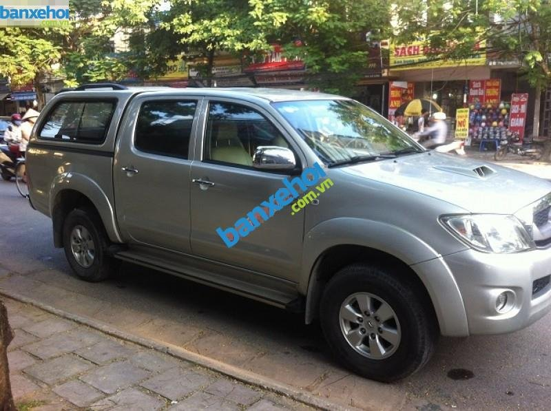 Xe Toyota Hilux 3.0G 2010-0