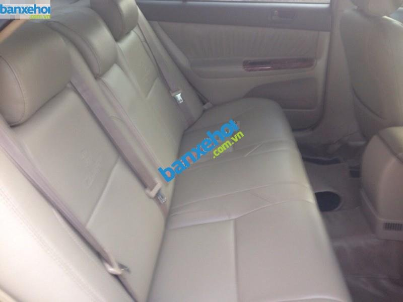 Xe Toyota Camry 2.4 2003-5