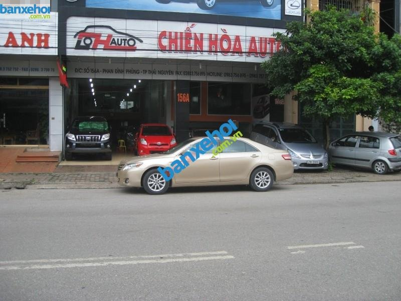 Xe Toyota Camry 2.5 2009-4