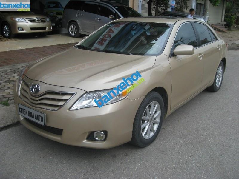 Xe Toyota Camry 2.5 2009-2