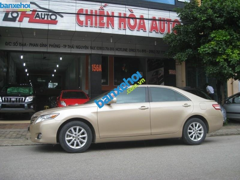 Xe Toyota Camry 2.5 2009-1