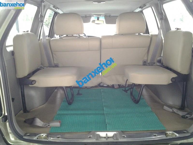 Xe Ssangyong Musso 4x4MT 2007-9