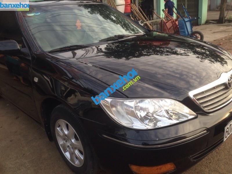 Xe Toyota Camry 2.4 2003-7
