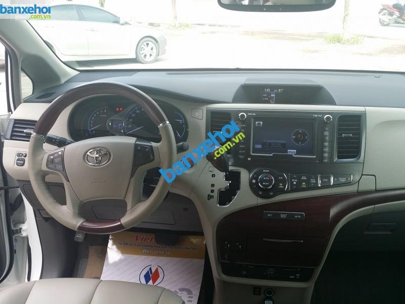 Xe Toyota Sienna 3.5 Limited 2014-5