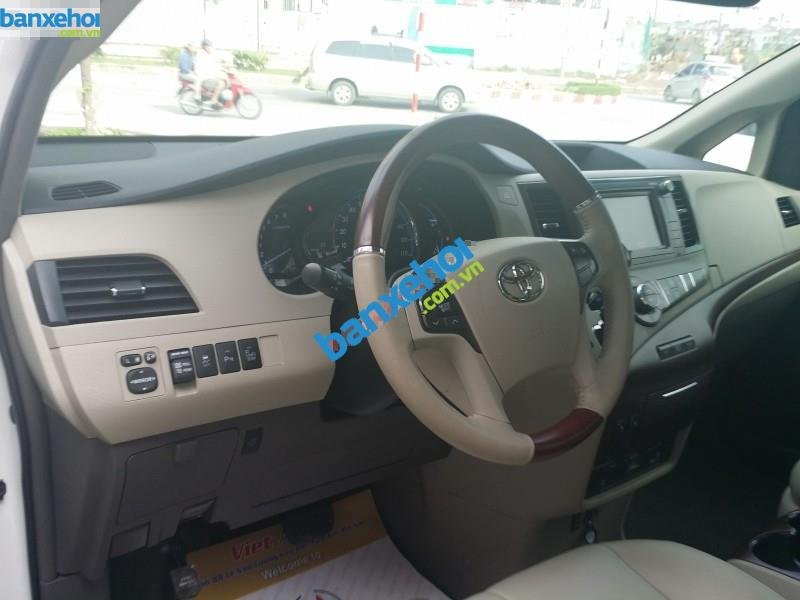 Xe Toyota Sienna 3.5 Limited 2014-7