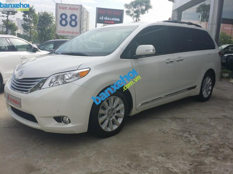 Xe Toyota Sienna 3.5 Limited 2014-1