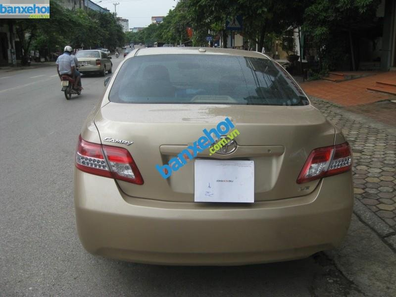 Xe Toyota Camry 2.5 2009-9