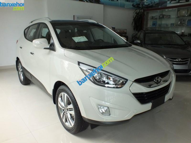 Xe Hyundai Tucson Limited 4WD 2014-2