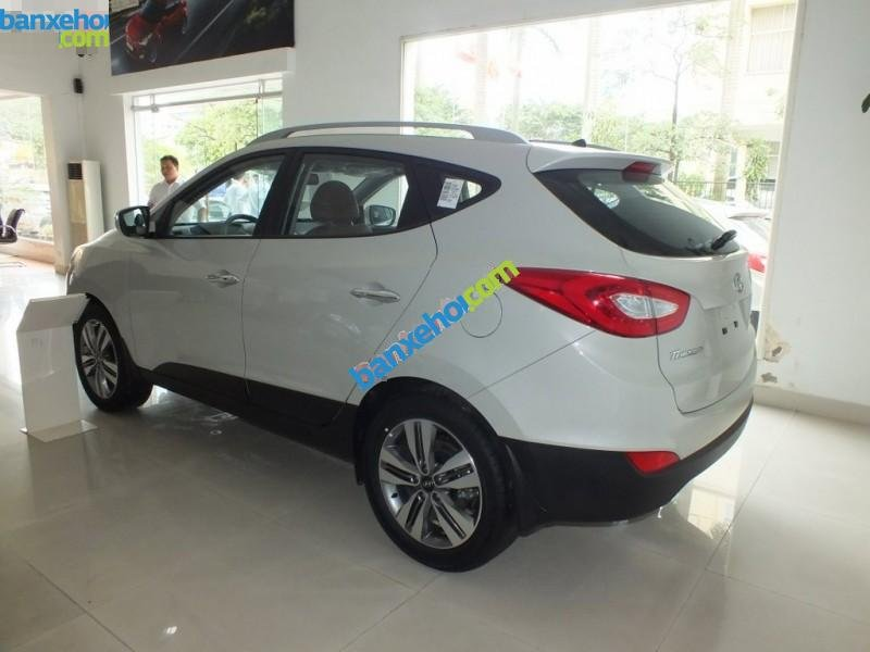 Xe Hyundai Tucson Limited 4WD 2014-4