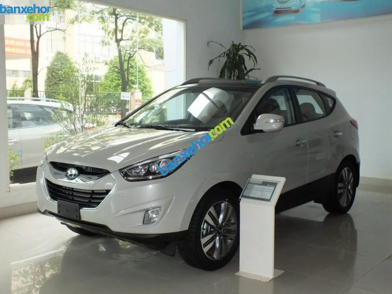 Xe Hyundai Tucson Limited 4WD 2014-1