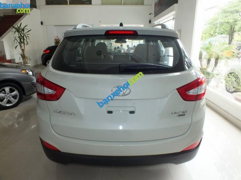 Xe Hyundai Tucson Limited 4WD 2014-3