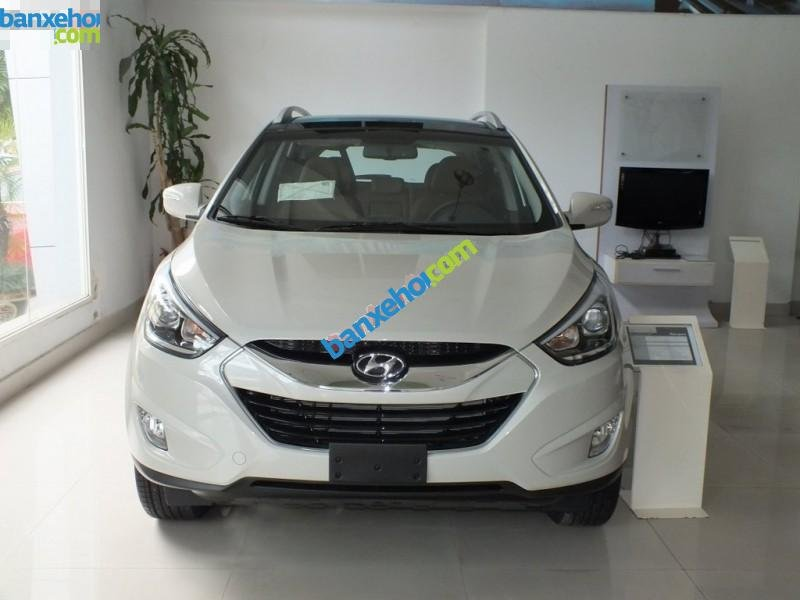 Xe Hyundai Tucson Limited 4WD 2014-0