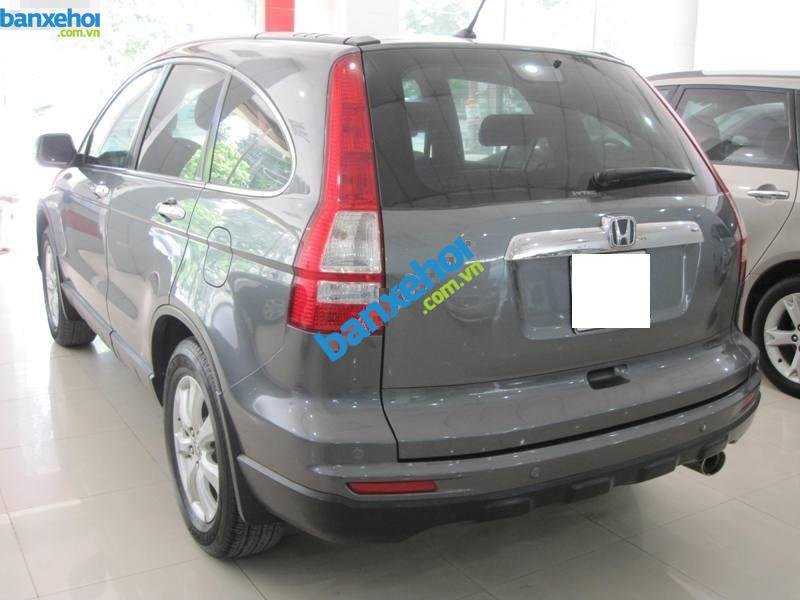 Xe Honda CR V 2.4 AT 2012-7