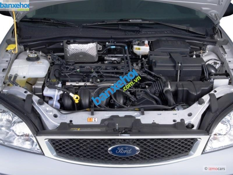 Xe Ford Focus 1.8MT 2007-8