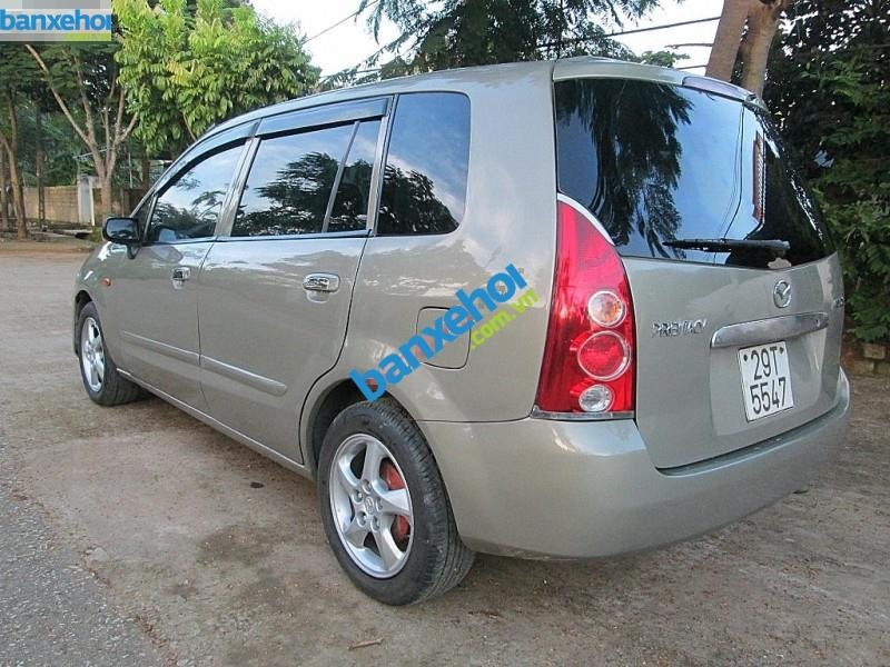 Xe Mazda Premacy 1.8 AT 2003-8