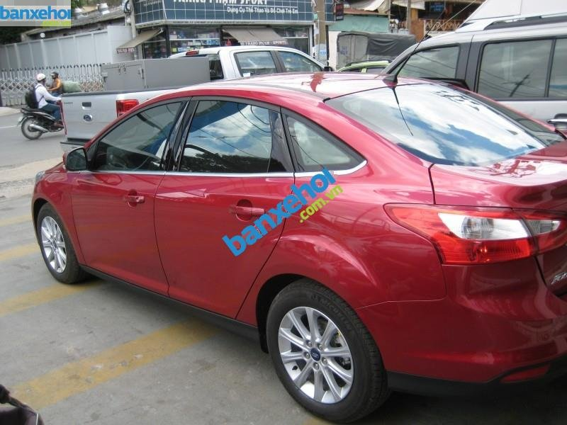 Xe Ford Focus 2.0L AT 2013-6