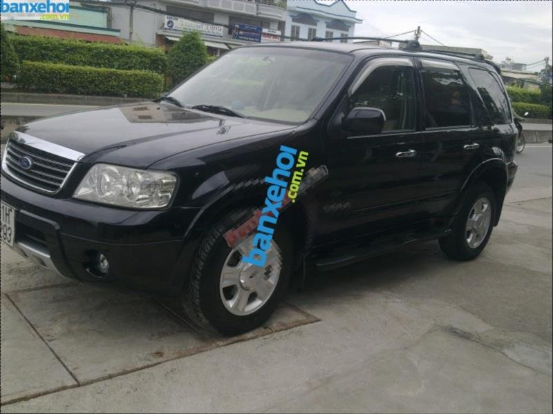 Xe Ford Escape 2.3 AT 2004-4
