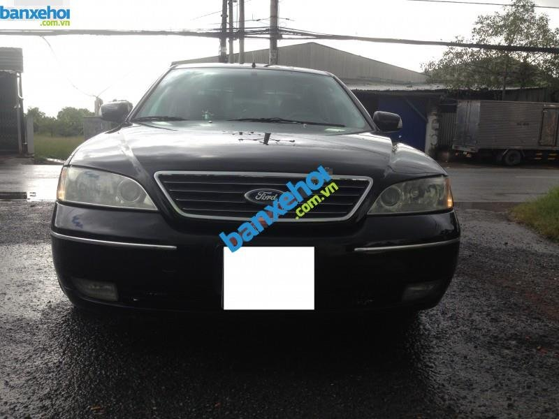 Xe Ford Mondeo 2.5 V6 2003-1